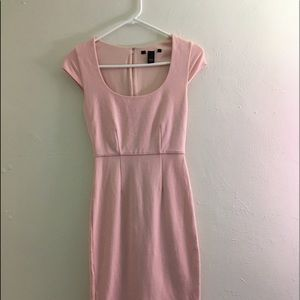 Pink Victoria Secret size 2 knit/ stretch dress